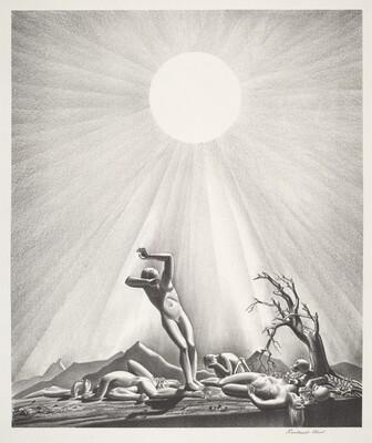 Solar Flare-up