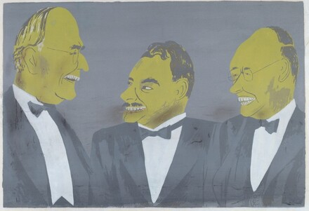 Vandenberg, Dewey, and Taft