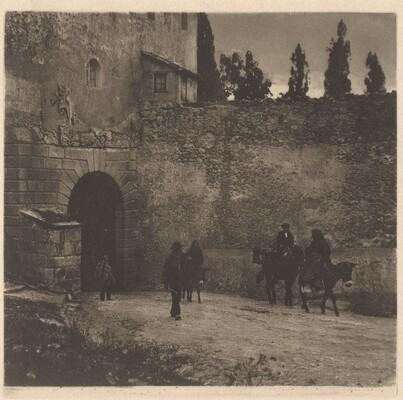 A Gateway - Segovia