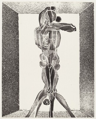 Untitled (Family of Acrobatic Jugglers XIV)