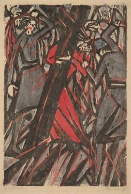 Kreuztragung (Christ Carrying the Cross)