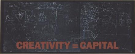Creativity = Capital