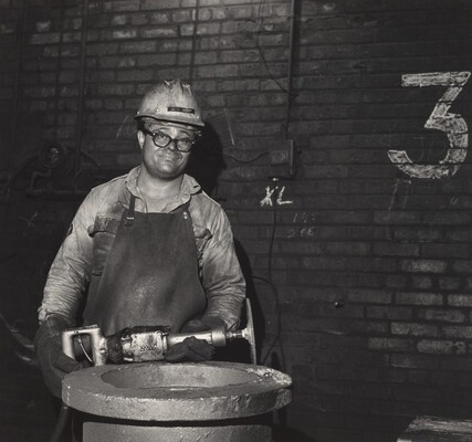 Pedro, Atlas Steel Casting (Working People series)