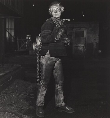 Mary Daniels, Republic Steel (Working People series)