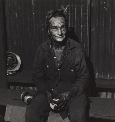Benjamin Boofer, Shenango Ingot Molds (Working People series)