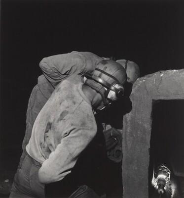 Untitled, Shenango Ingot Molds (Working People series)