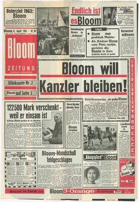 Bloom Zeitung