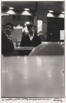 Al Sublette, & Peter Orlovsky as I first knew him 1955 S.F.