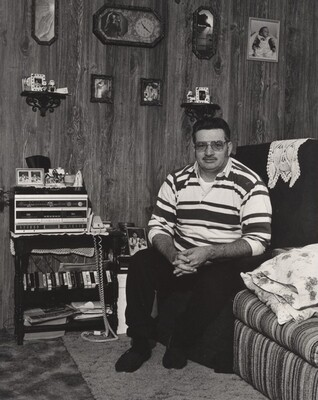 Dick Hughes, Shenango Ingot Molds (Working People series)