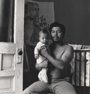 Robert Chino Montalvo as a Baby (Lower West Side series)
