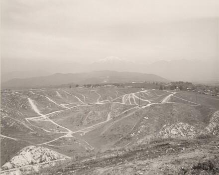 Above Interstate 10, east edge of Redlands, California