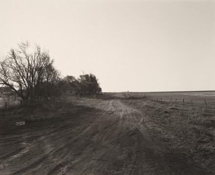 A dying farm community, edge of Briggsdale, Colorado