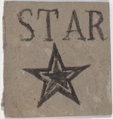 Untitled (Star Book)