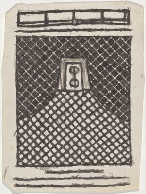 Untitled (Patterned Figure)