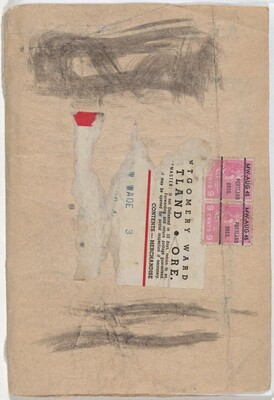 Untitled (Courtship to Marriage Book)