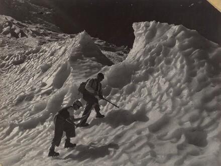 Glacier des Bossons (Bossons Glacier)