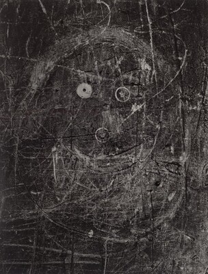 Untitled, from the series Graffiti