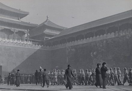 New Army Day Parade, Forbidden City, Beijing, China