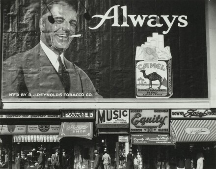 Always Camel, Times Square