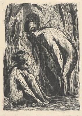 Donne al bagno (Women Bathing)