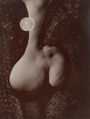 Femme-Amphore (Woman-Amphora), from Transmutations