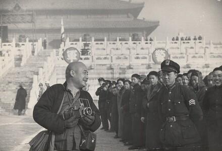 Army Day Parade, Forbidden City, Beijing, China