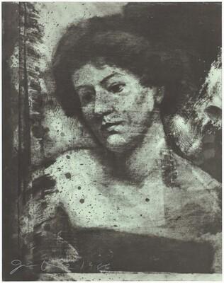 Quartet (Sheet IV) [woman]