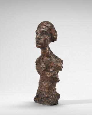 Bust of Annette IX