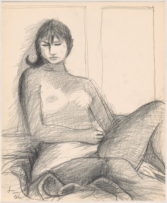 Figure Drawing Series No. 11