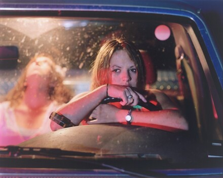 Untitled (Girls in Pickup)