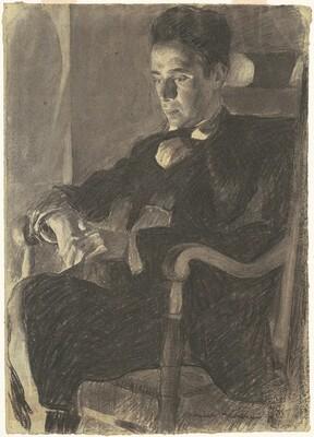 Portrait of Dick Wedderspoon