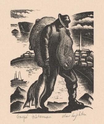 Gaspé Fisherman