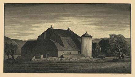 The Gambrel-Roofed Barn