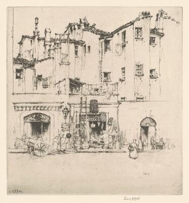 The Little Florentine Shops