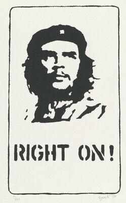 Right On! (Portrait of Che)