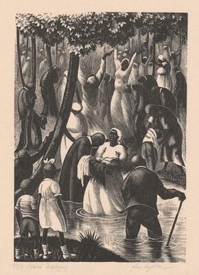 Colored Baptizing