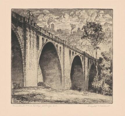 Conneticut Avenue Bridge, Washington, D.C.