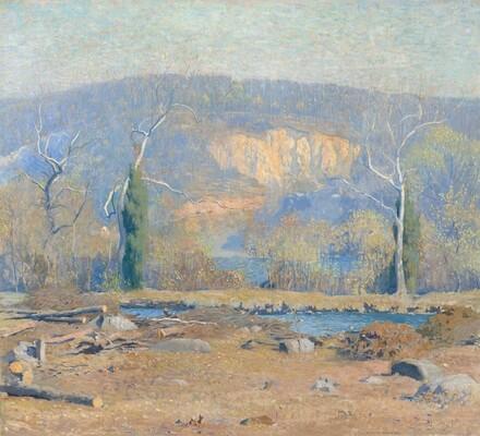 April Landscape