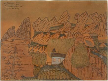 Mt Taum Sauk 1772 ft