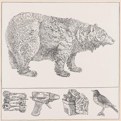 Bear with Predella