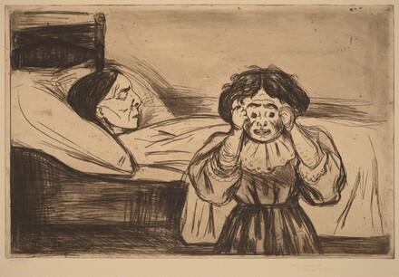 The Dead Mother and Her Child (Die tote Mutter und das Kind)