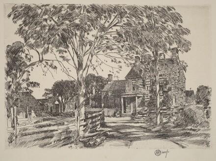 Walt Whitman's Birthplace