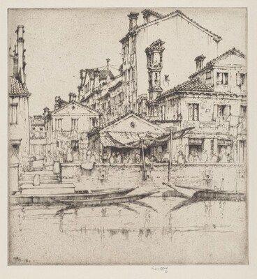 Fondamento Rielo, Venice