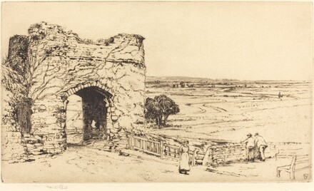 The Strand Gate, Winchelsea