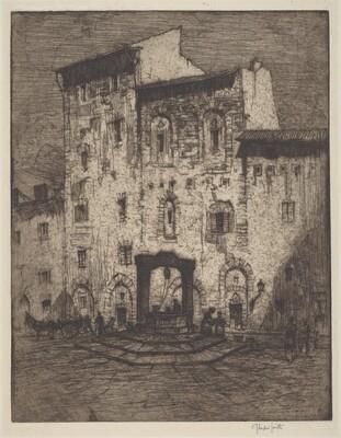 The Well, San Gimignano