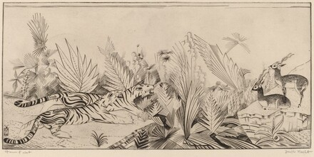 Tigers and Gazelles (Les tigres et gazelles)