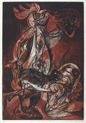 Perseus Beheading Medusa, V