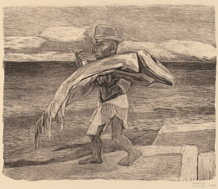 Mayan Fisherman in Yucatán