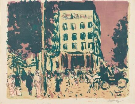 The Boulevards (Les Boulevards)
