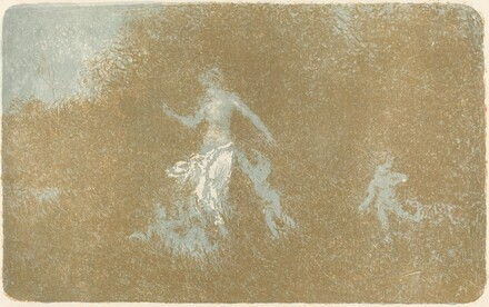 Cupids Frolicking beside a Nymph (Amours jouant auprès d'une nymphe)